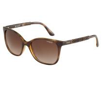 Dark Havana Sonnenbrille VO5032SW65613