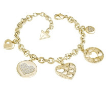 Heart Devotion Armband UBB82049-S
