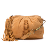 Adrienne Mini Golden Yellow Schultertasche 1704209021-472