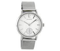 Timepieces Siber/Weiß Uhr C8615