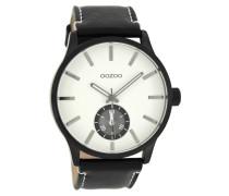 Timepieces Schwarz/Weiß Uhr C8218 ( mm)