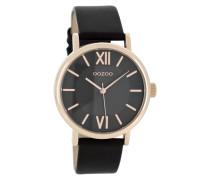 Timepieces Schwarz Uhr C8324 ( mm)