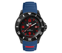 Ice-Carbon Black/Blue Big Uhr CA.3H.BBE.B.S.15