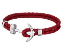 Urban Man Red Armband LS1832-2-2