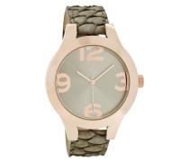 Timepieces Grau Snake Uhr C7596