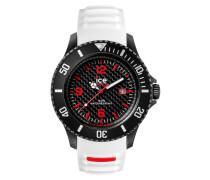 Ice-Carbon White/Black Big Uhr CA.3H.WE.B.S.15
