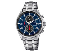 Chronograph Timeless Uhr F6853/2