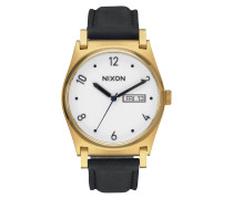 Jane Leather Gold Uhr A955513