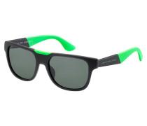 Sonnenbrille Grey Rubber/Fluor Green MMJ357/S 653RA