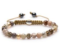 Spiral Amber Heart XS Armband 82992 (Länge: 17.50-19.00 cm)