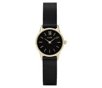 La Vedette Mesh Gold/Black Uhr CL50023