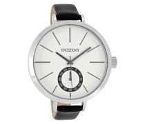 Timepieces Schwarz/Weiß Uhr C8319 ( mm)