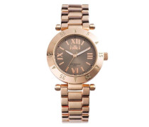 Daisy Rose gold/Taupe Uhr (Small) D-7
