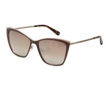 Adella Brown/Gold Sonnenbrille TB1465 195 56