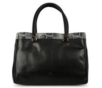 Core Medium Smooth Leather Black Handtasche 2120100100001-M