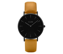 La Boheme Full Black/Mustard Uhr CL18508