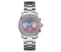 Ladies Trend Silver Uhr W0774L1