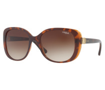 Top Havana Brown Sonnenbrille VO5155S238613