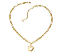 Heart Coin Kette UBN51431