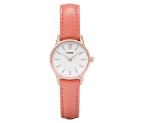 La Vedette Rose gold/Flamingo Uhr CL50025
