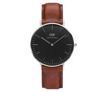 Classic Black St Mawes Uhr DW00100142 ( mm)