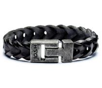 Vintage Black Armband 24728-BRA-VB-BLACK-L-1 (Länge: 21.50 cm)