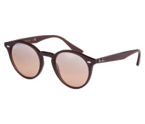 Round Sonnenbrille Opal Brown RB2180 62313D