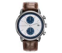 Silver horloge ES109181001
