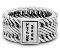 Edwin Small Silver Ring 812