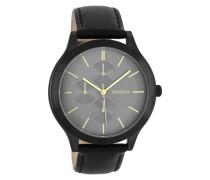 Timepieces Schwarz/Gold Uhr C8374 ( mm)