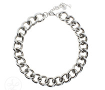 Solochain Kette Silber 718003