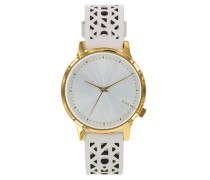 Estelle Cutout White Gold Uhr KOM-W2652