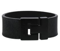 Herren Armband Vintage Black 24470-BRA-B-VINBLACK-L-1 (21.50 cm)