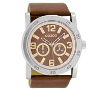 Timepieces Braun/Gold Uhr C8306 ( mm)