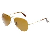 Aviator Sonnenbrille RB3025 55 001/33