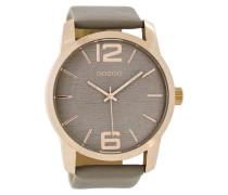Taupe Uhr C9086