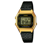 Basic Retro Uhr LA680WEGB-1AEF