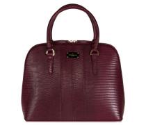 Clarissa Dalloway Purple Handtasche PBN126560