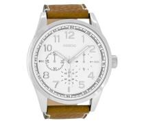 Timepieces Kognak/Weiß Uhr C8285 ( mm)