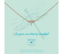 Your Smile Is The Key To Unlock My Heart Rose Armband B278LOH16R