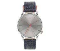 Winston Heritage Chambray Uhr KOM-W2101
