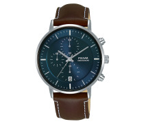Herren Chronograaf Ss Uhr PM3079X1