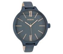 Timepieces Blau/Roségold Uhr C8403 ( mm)