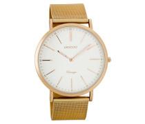 Vintage Uhr Rosegold C7390