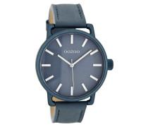 Timepieces Grau/Blau Uhr C8313 ( mm)