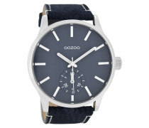 Timepieces Blau Uhr C8212 ( mm)