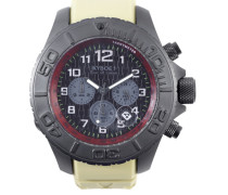 Chronograph Stealth Safari Green Uhr KY.ST.-003, Chronograph Stealth Black Uhr KY.ST.-003