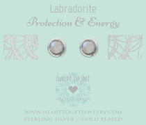 Classics Labradorite Ohrringe EA224GSL16S