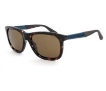 Sonnenbrille Havana Brown/Petroleum MMJ379/S FFF