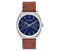 The Medium Time Teller Navy Sunray/Brown Uhr A927-2307